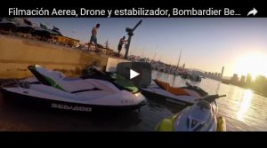 Video con drones empresa en madrid aerofilms
