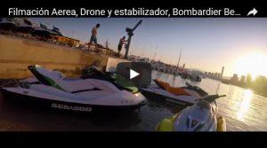 Video con drones empresa en madrid aerofilms