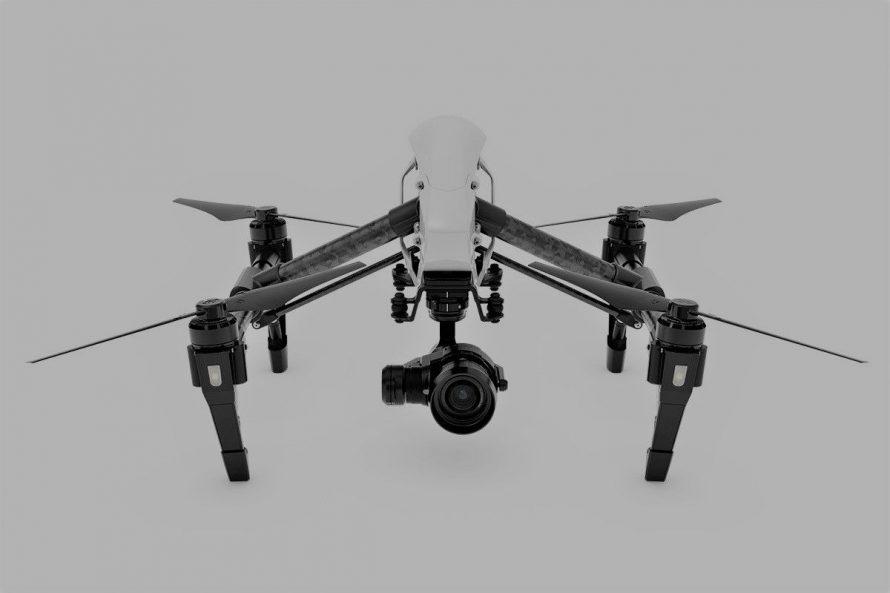 empresa de drones para la grabaciones aereas