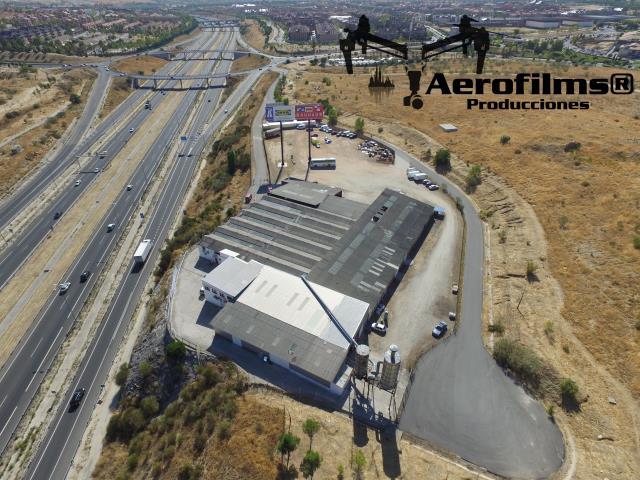 empresa de filmacion aerea