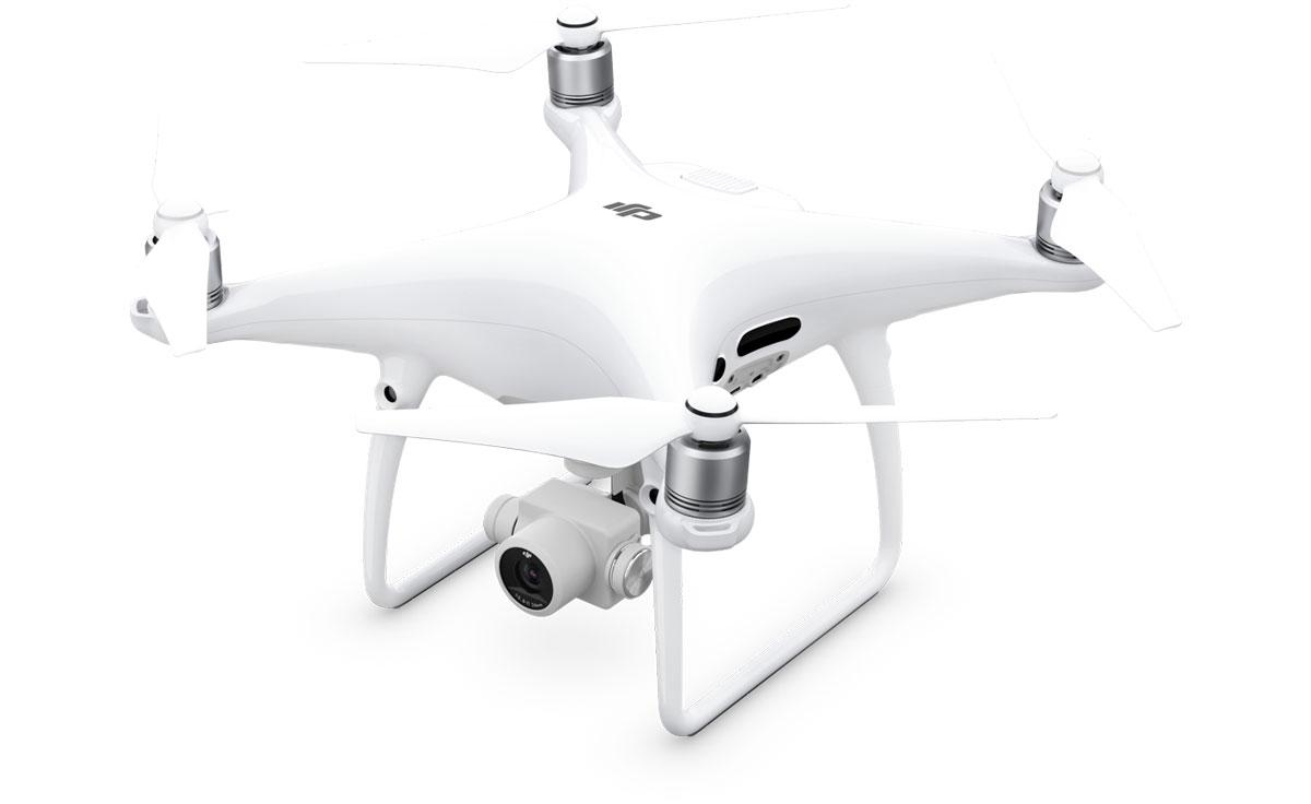 Drone phantomm 4 grabacion