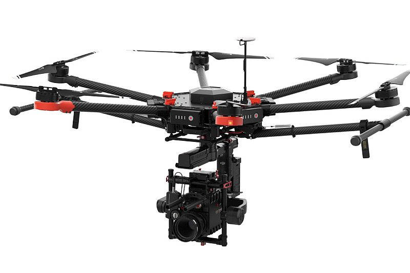 Drone pro Mtrice 600