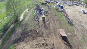 Grabaciones aereas motocross