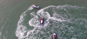 grabaciones aereas deportes acuaticos