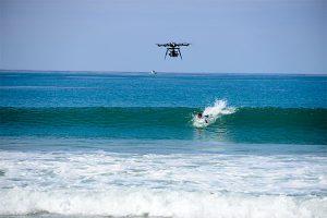 Grabaciones Aereas surf