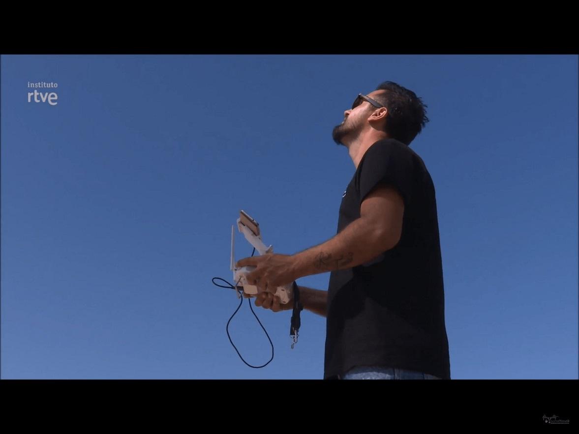 Empresas drones grabaciones aereas Madrid