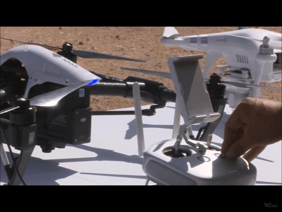 empresas de drones en Madrid